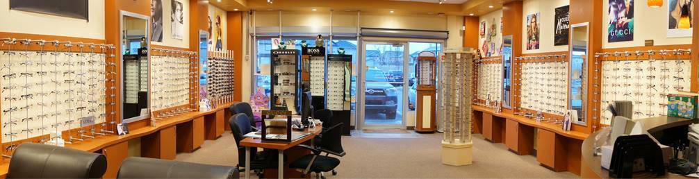Panorama Hills Eye Doctor Inside